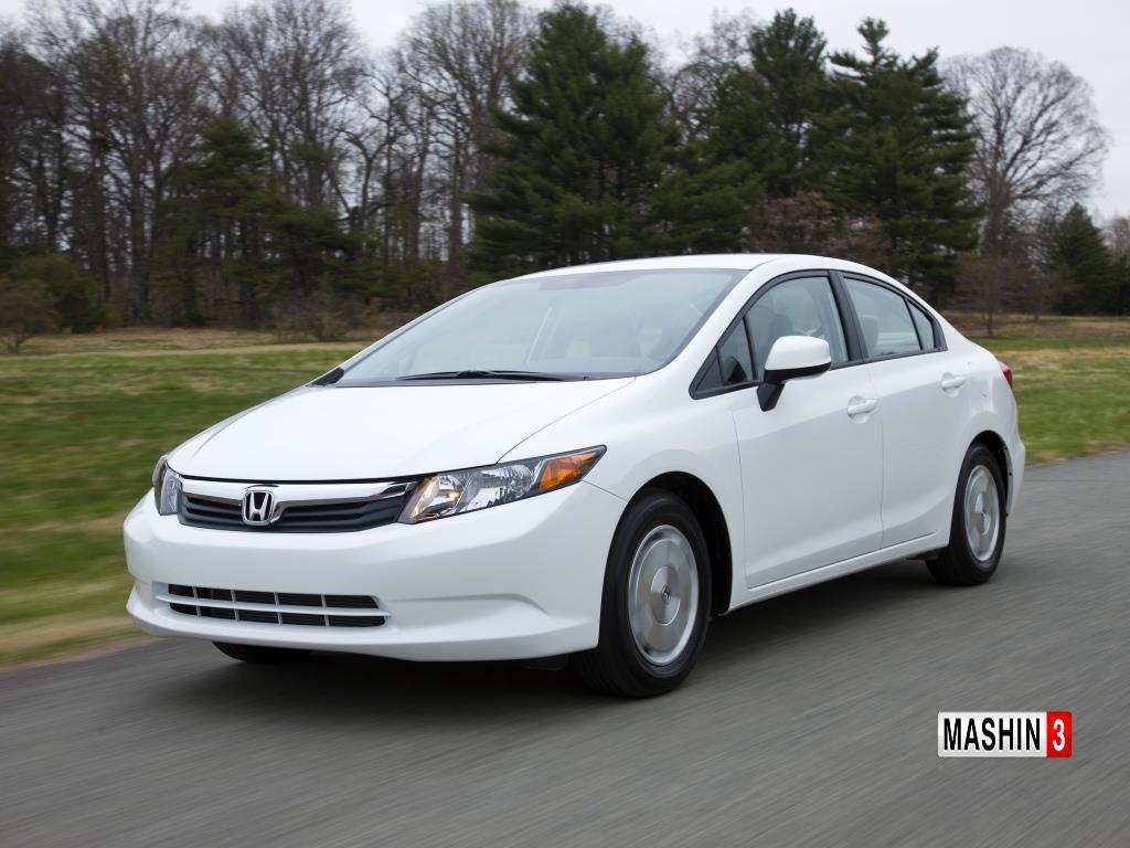 Honda Civic Hf >> هوندا سیویک 2012