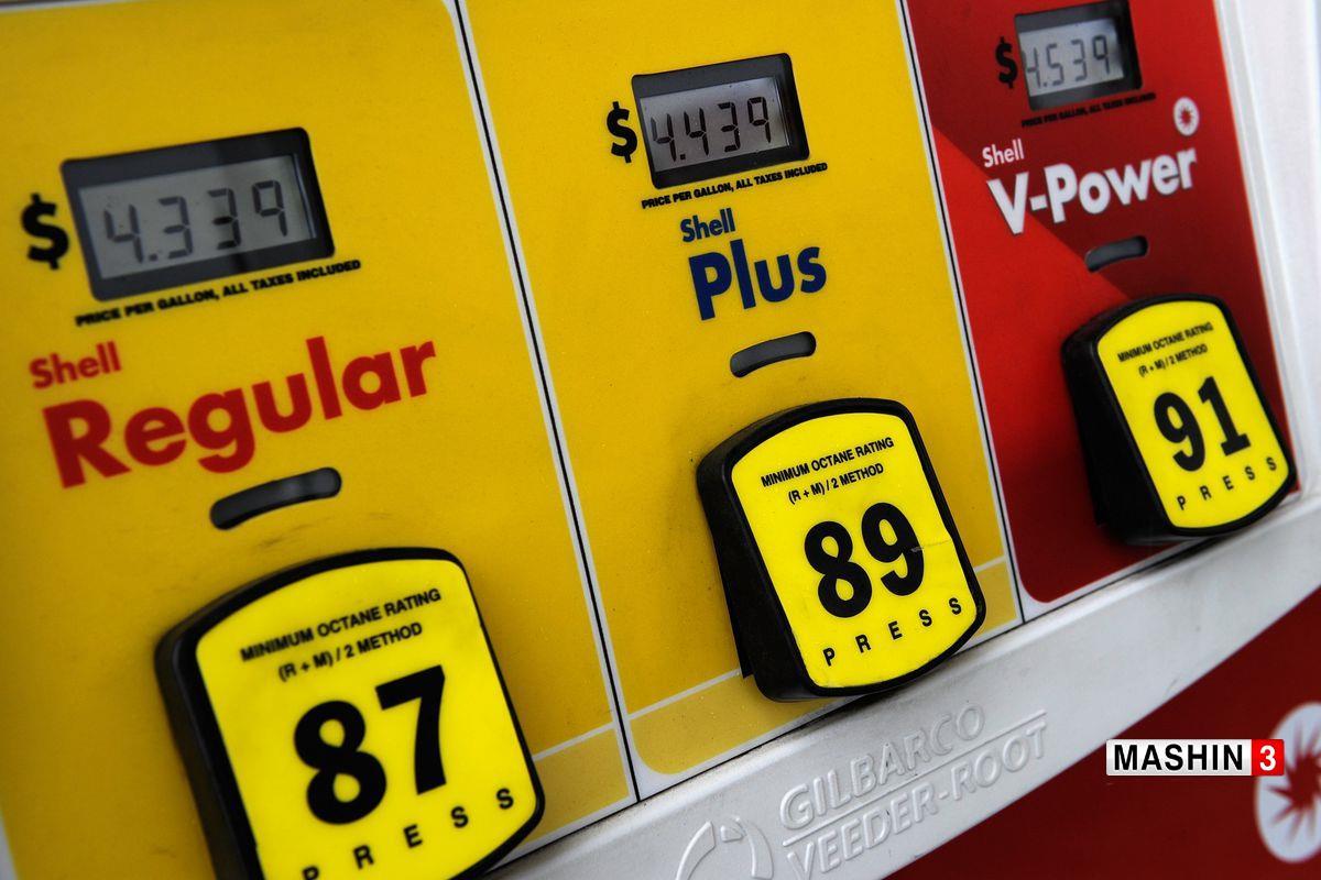 عدد اکتان بنزین