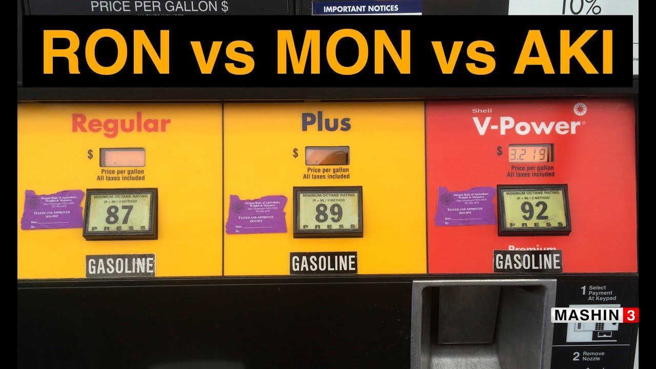 اکتان بنزین